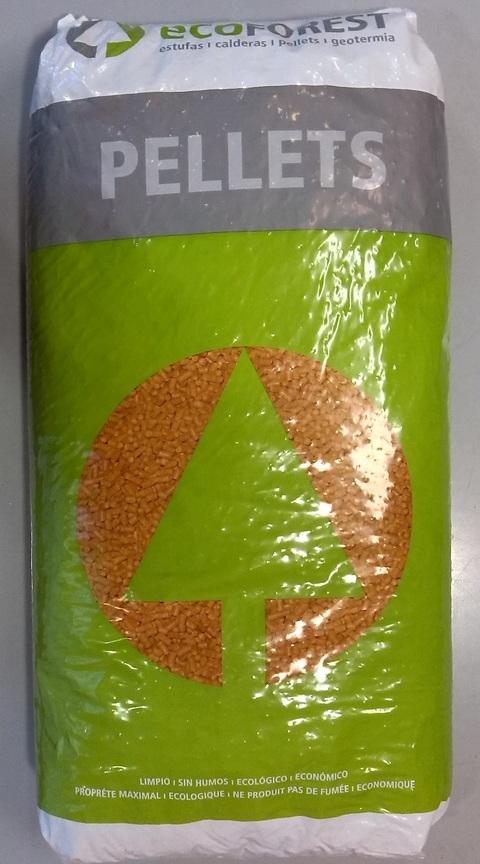 Bierzo confort inicio empresa - Sacos de pellets ...